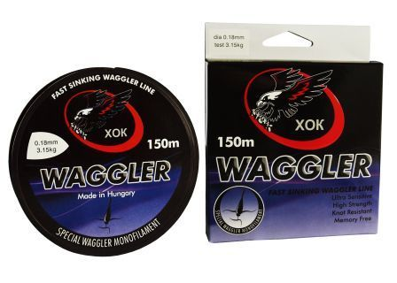 WAGGLER 0,23mm 4.45 кг